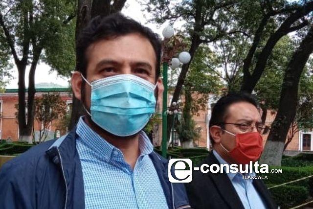 Joel Bonilla admite que tiene desventaja para presidir la dirigencia de Morena