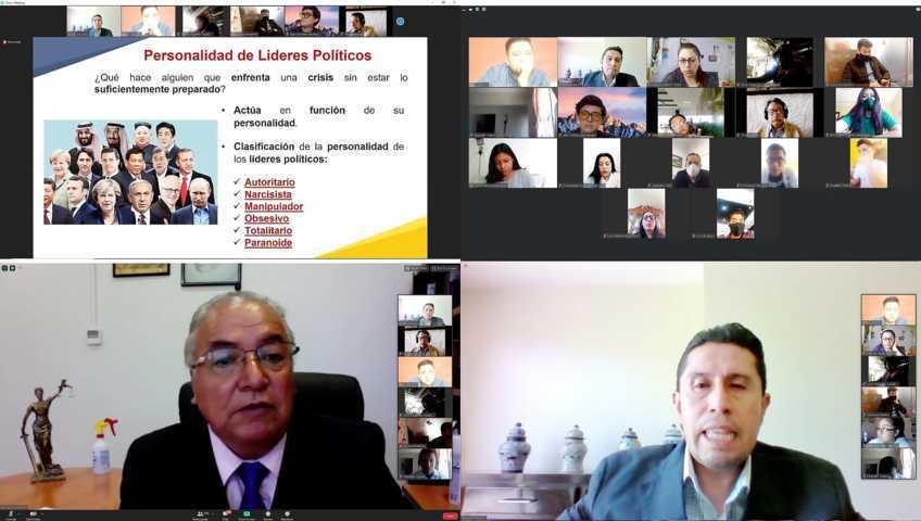 Explican en la UATx los desafíos del marketing político