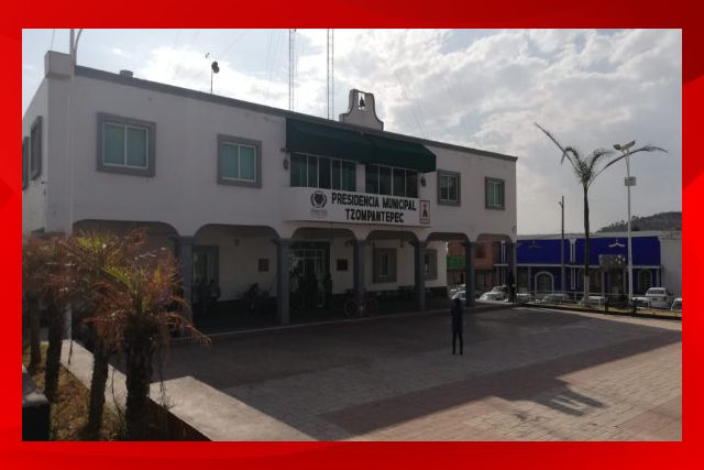 Remueven al comisario de Tzompantepec, edil pugna por el respeto a la Ley