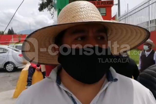 Vuelven a manifestarse en Papalotla, exigen la clausura de una fabrica