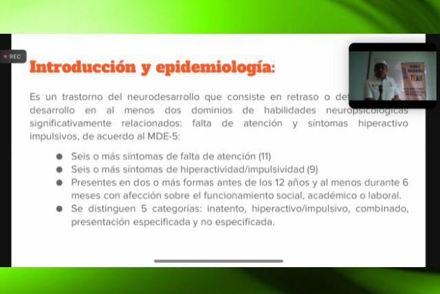 Sensibiliza SESA a la población sobre trastorno de déficit de atención