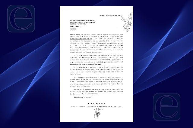 Rechazan publicación sobre falsa publicación que involucra a familia Barbosa