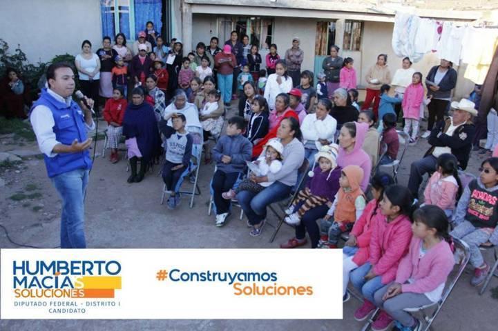 Educación debe ser prioridad para legisladores federales: Humberto Macías