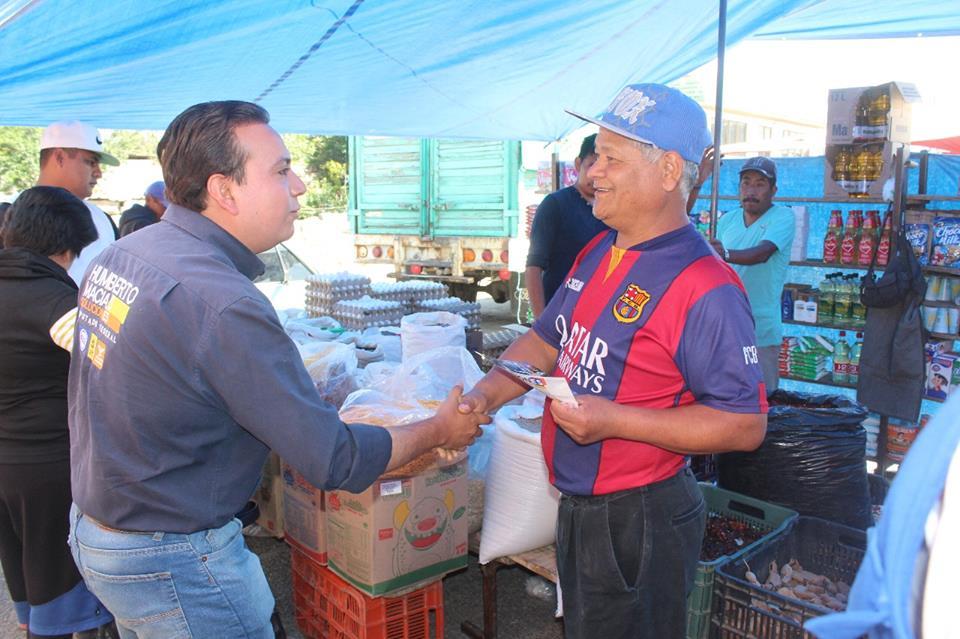 Reconocen el trabajo de Humberto Macías como diputado local