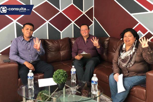 Se estrena programa en redes sociales Transformación por Tlaxcala