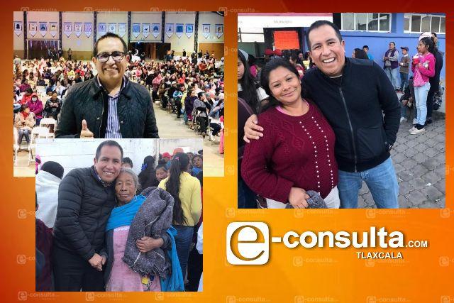 Que me den por muerto en la aspiración a la alcaldía de Huamantla: Chema Méndez