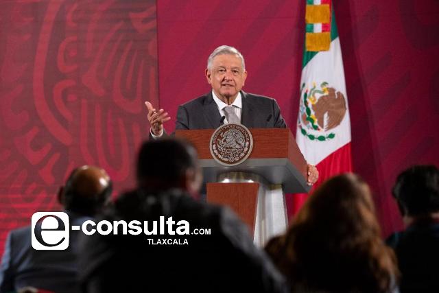 Visitará AMLO Tlaxcala por quinta ocasión; pondrá en marca el tramo carretero del Molinito-Ocotoxco
