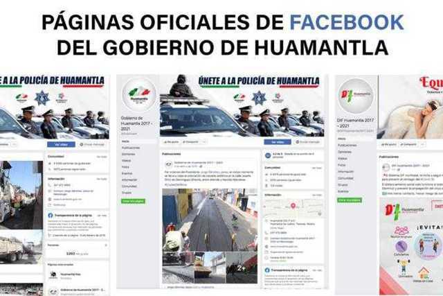 Se invita a la población de Huamantla a informarse a través de canales oficiales
