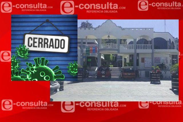 Suspendidas las actividades no esenciales en el ayuntamiento de Tepetitla