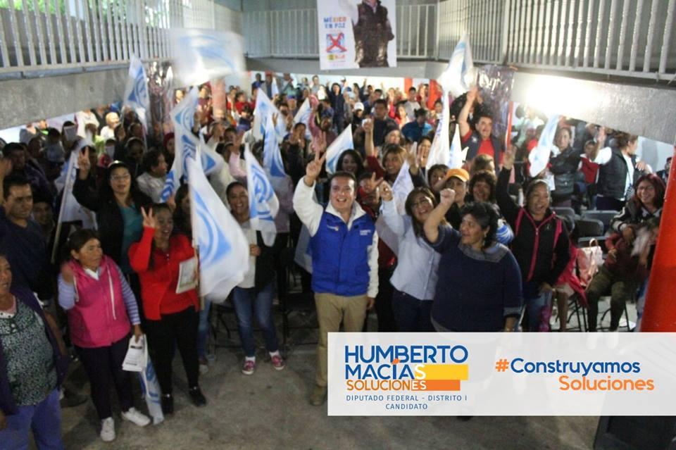 Humberto Macías va combinar la estrategia para la generación de empleo