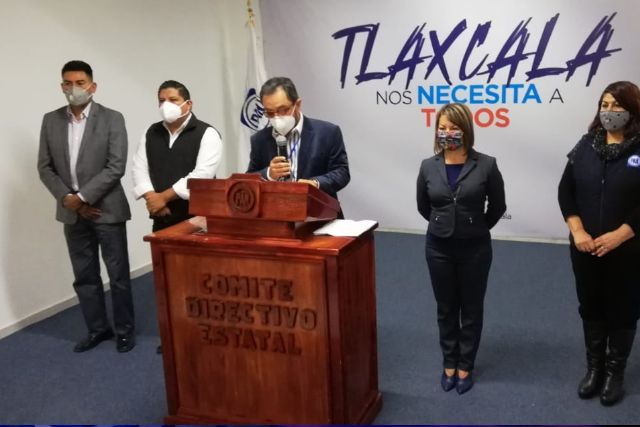 El PAN ya tiene dos serios aspirantes a la gubernatura de Tlaxcala:  Temoltzin