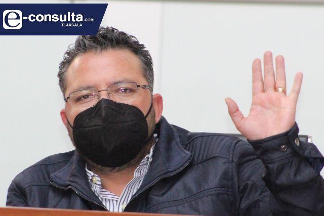 Miguel Piedras Díaz deja el cargo para buscar otro puesto de elección popular