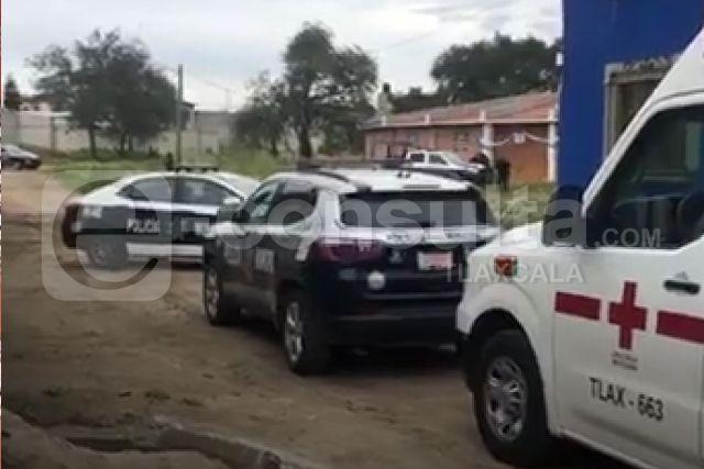 Encuentran cuerpo de mujer en Huamantla