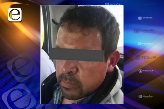 Detienen a El Boti, presunto líder de una banda de secuestradores en Tlaxcala