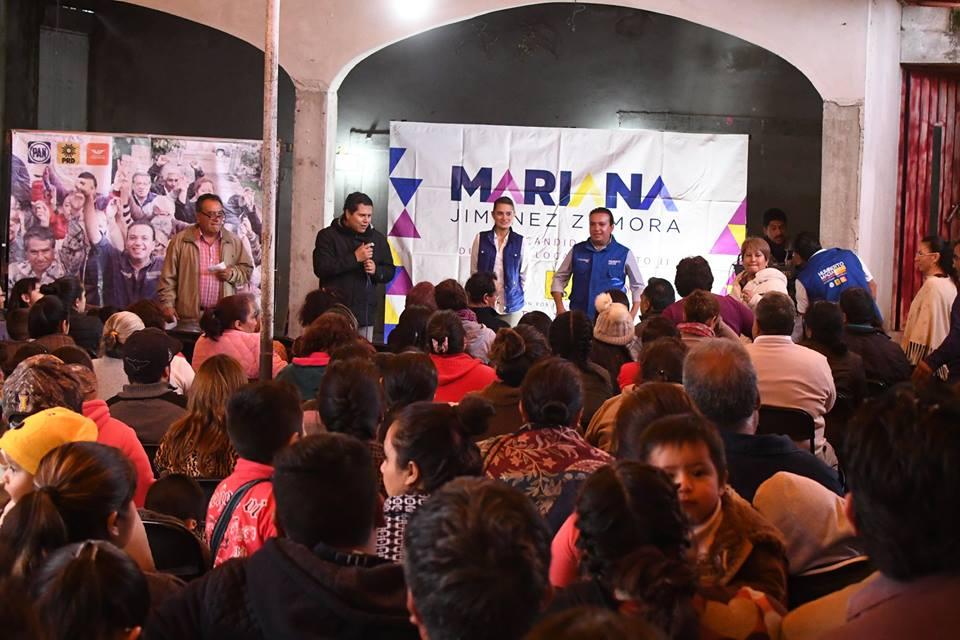 Humberto Macías será aliado de los emprendedores del distrito I