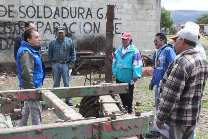 Soluciones integrales para fortalecer al campo, propone Humberto Macías