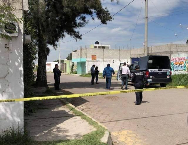 Joven de 17 años aparece degollada y violada en límites con Puebla