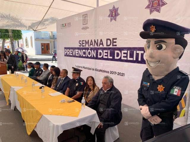 Niños y jóvenes cuentan con herramientas para prevenir delitos