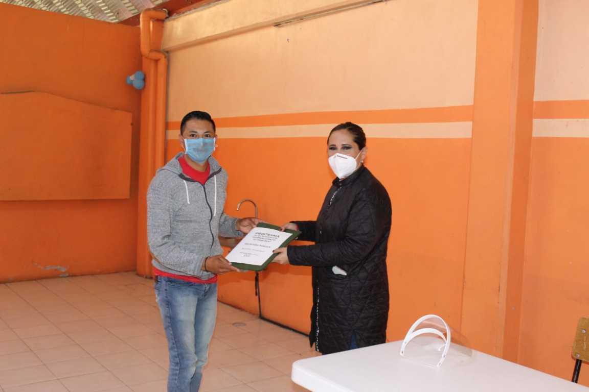 Últimos días para entregar documentos en programa de escrituración en Tlaxco
