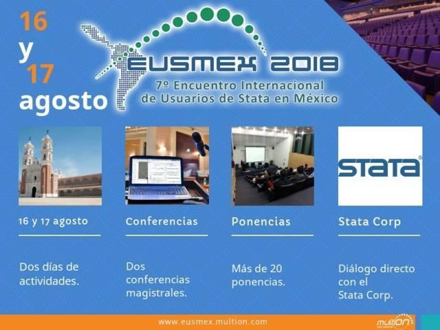 Reúne Tlaxcala a especialistas internacionales de Stata