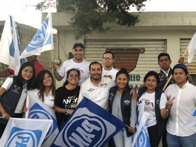 Le apostamos al trabajo y a las propuestas, no a la descalificación: Pablo Badillo