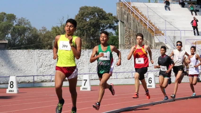 Gana Tlaxcala 10 pases directos a Olimpiada en atletismo