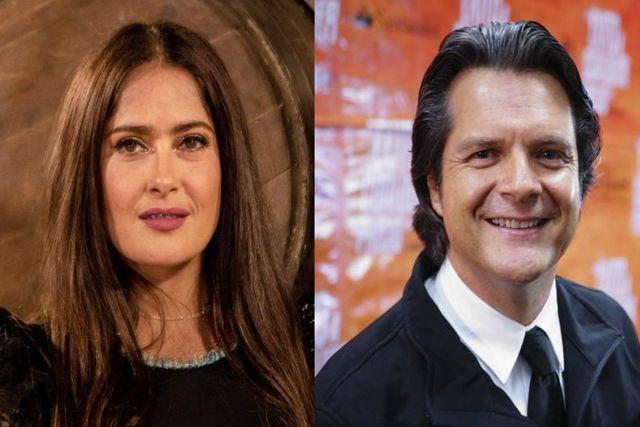 Ariel López Padilla reprobó a Salma Hayek porque no asistía a clases en el CEA