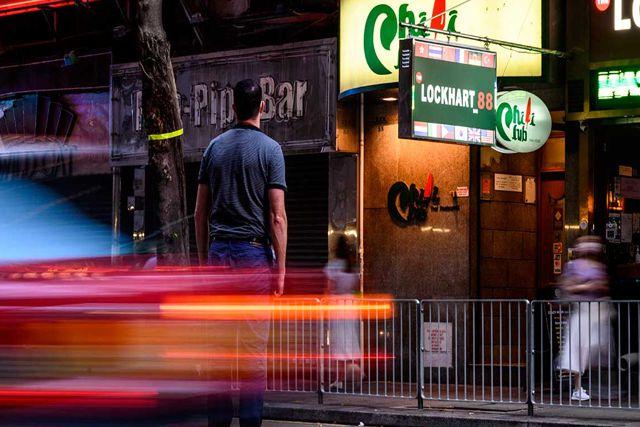 ¡Pesadilla! El soplo de polvo en pleno rostro; Una nueva forma de estafar en Hong Kong