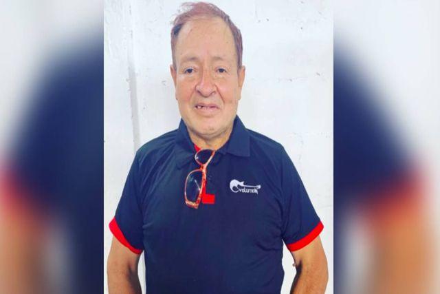 Empeora estado de salud de Sammy Pérez; Le detectan hongo en el pulmón
