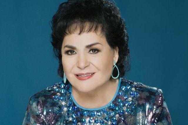 Revela Carmen Salinas que su primera casa fue con la propina de un cliente