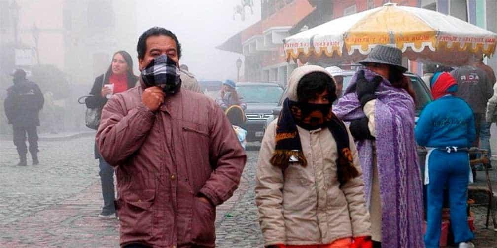 Pese a las bajas temperaturas no se reportan daños en Tlaxcala