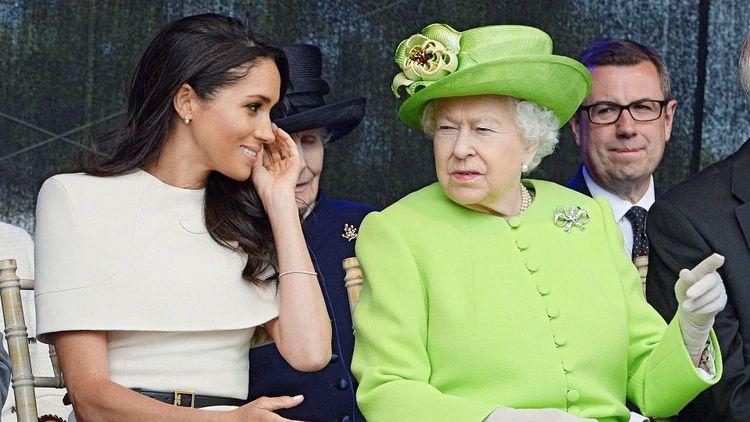 Este es el nuevo empleo que la Reina Isabel otorga a Meghan Markle