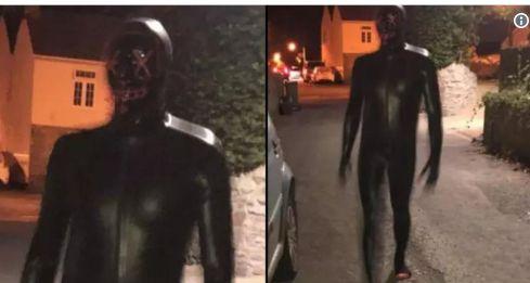 Detienen a hombre que se dedicaba a asustar a vecinos de 2 pueblos británicos