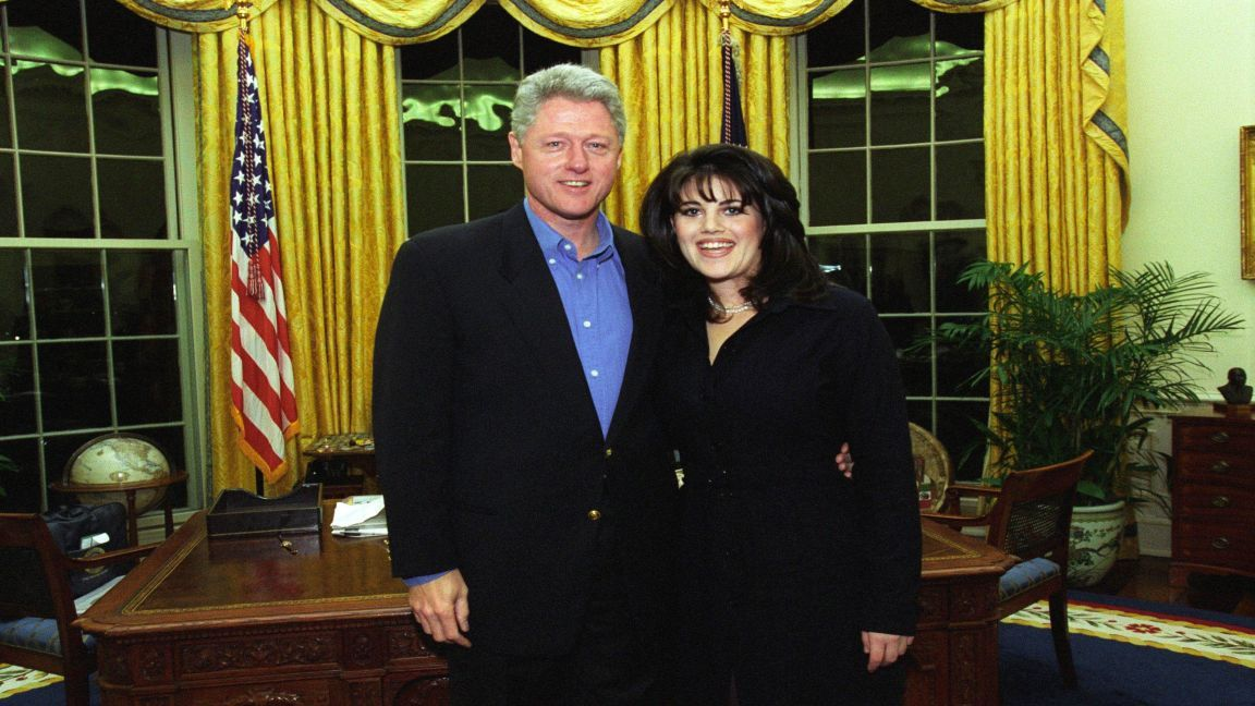 Mónica Lewinsky resucita escándalo con Clinton donde relata adulterio presidencial