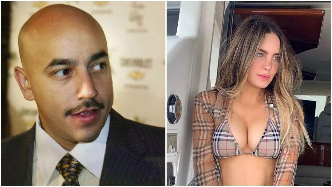 Comentan en redes sociales que entre Lupillo Rivera y Belinda ya hay romance