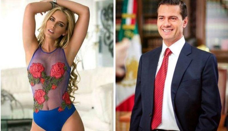 Angélica Rivera afirma que boda entre Tania Ruiz y EPN será en Diciembre