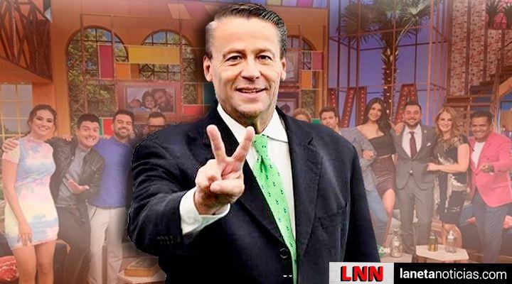 Alfredo Adame el arma secreta de TV Azteca para aumentar su raiting en Venga la Alegría