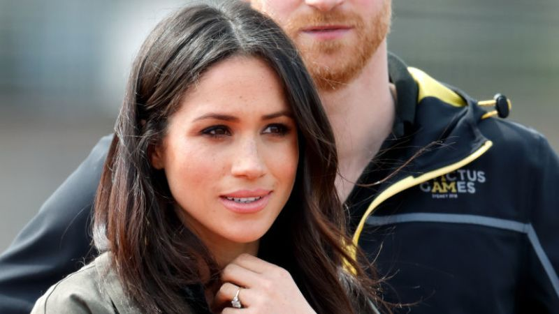 Catalogan a Meghan Markle como