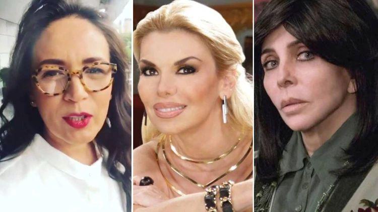Revelan lista de novias de Verónica Castro tras su supuesto escándalo