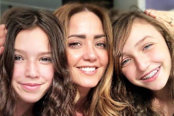 Critican a hija de Andrea Legarreta por Fea