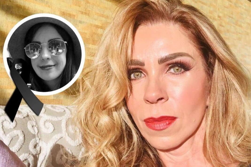 Rocío Sánchez Azuara pública nostálgicas palabras del fallecimiento de su hija