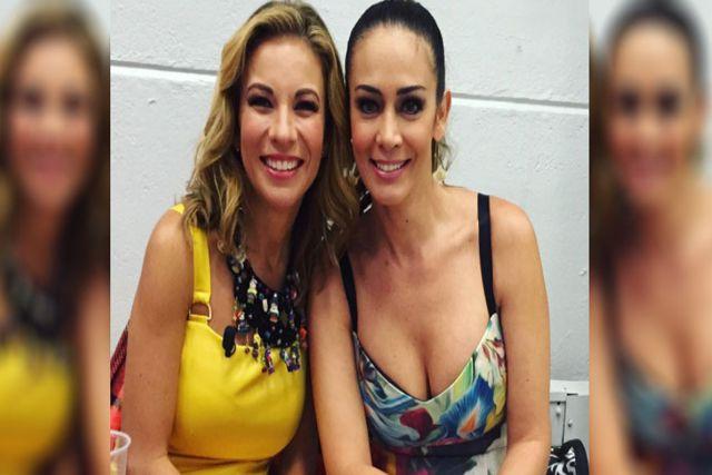 Revelan el motivo por el que Anette Michel e Ingrid Coronado tienen enemistad