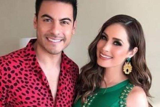 Cynthia no hace caso sobre infidelidades de Carlos Rivera