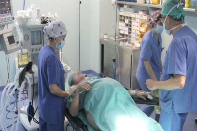Muere durante cesárea una mujer contagiada por coronavirus