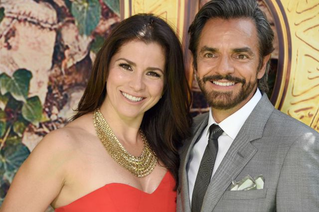 Exponen fuerte crisis matrimonial Eugenio Derbez y Alessandra Rosaldo