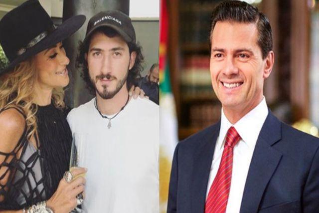 Revelan contratos millonarios por parte del hijo de Adela Micha a gobernadores del PRI Y EPN