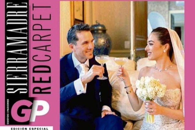 Novios irresponsables festejan boda en plena pandemia generando posible brote