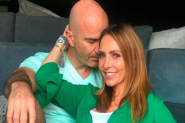 Érika Zaba y su esposo dan positivo a coronavirus