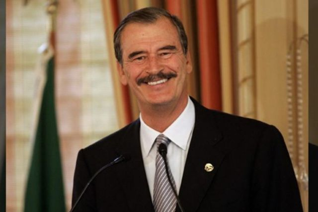 Multan a Vicente Fox por rentar inmueble para un festejo pese a pandemia