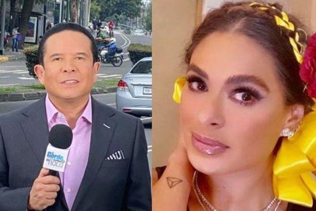 Periodista llama majadera a Galilea Montijo por maltratar a Shanik